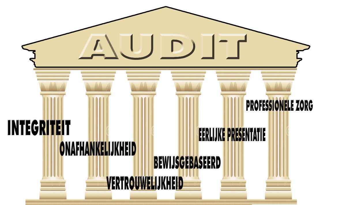 De 5 pijlers van een audit